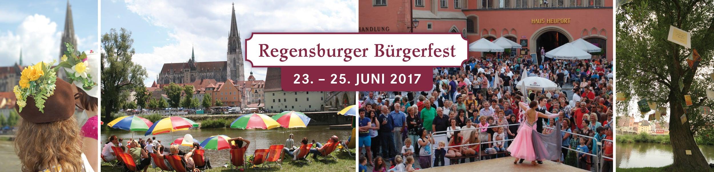 Buergerfest Regensburg
