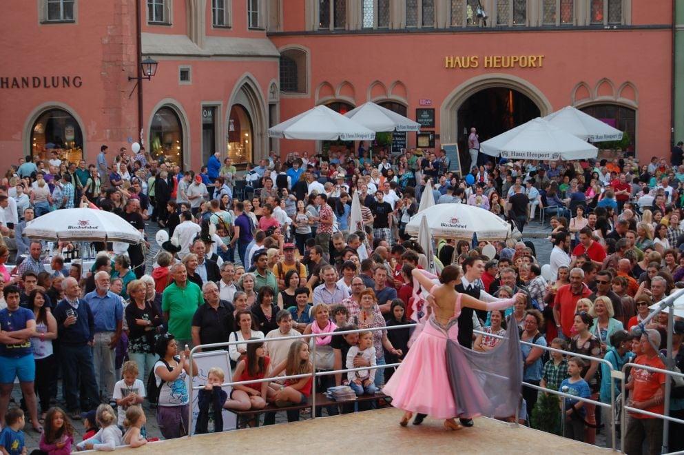 Regensburg Altstadtfest